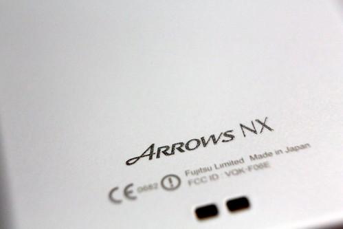 ARROWS NX F-06E