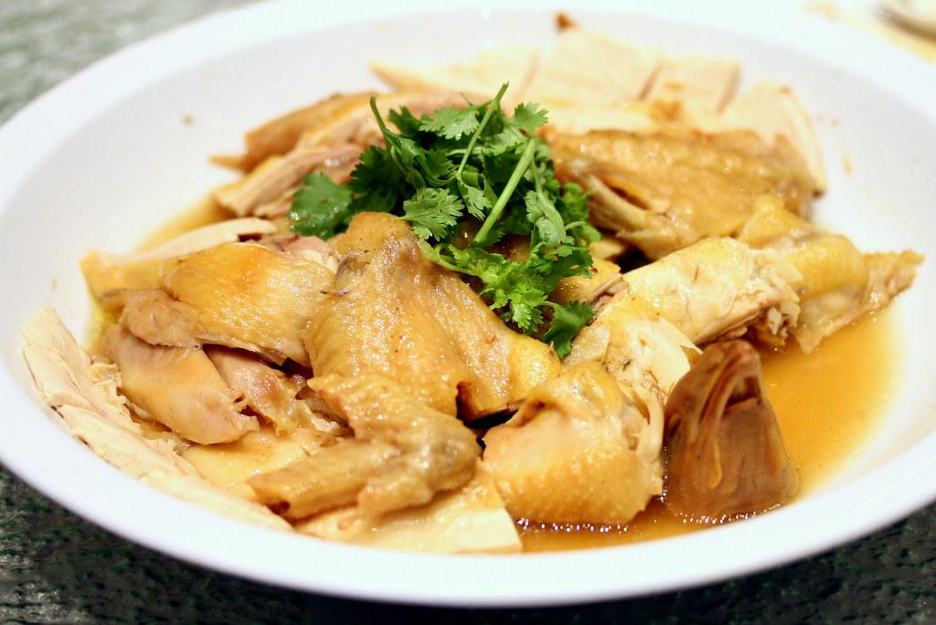 Chui Huay Lim Teochew Cuisine's Teochew Puning Fermented Bean Chicken