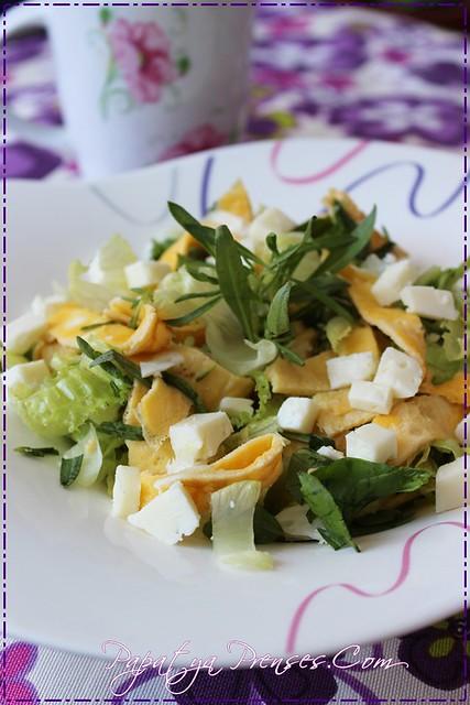 omlet salatası 002