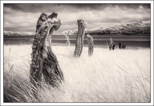 wales river landscape ir unitedkingdom decay infrared concept photostyles boulston