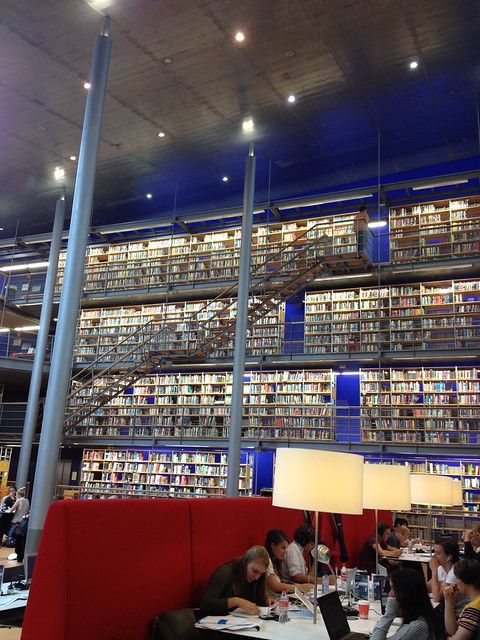 Delft University Library (5)