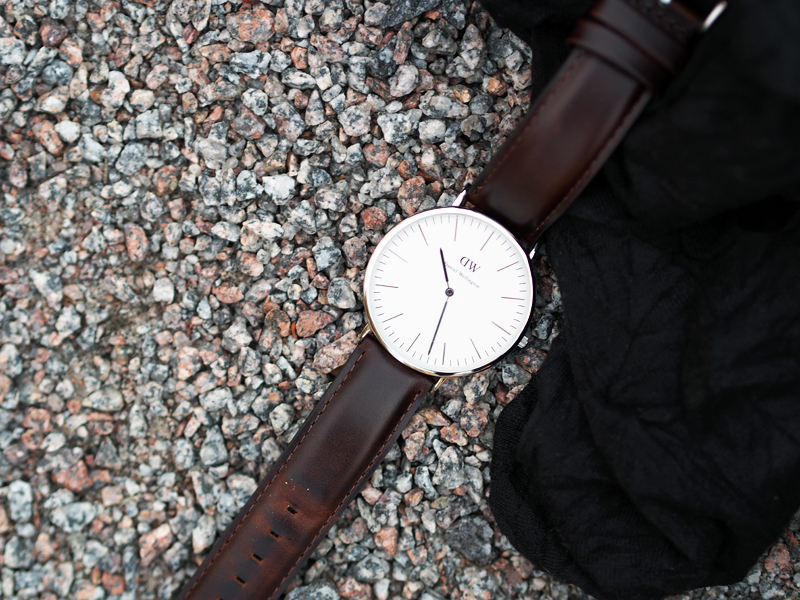 daniel wellington bristol watch