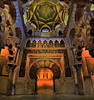 The Mihrab - Cordoba Mosque & Cathedral by Ted Dobosz