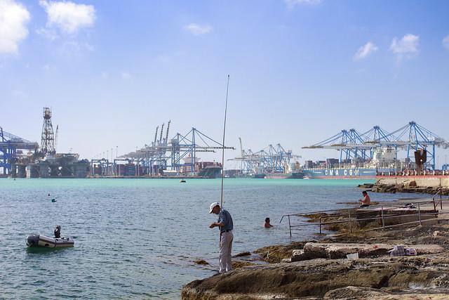 St. George's Bay - Birzebbuga - Malta