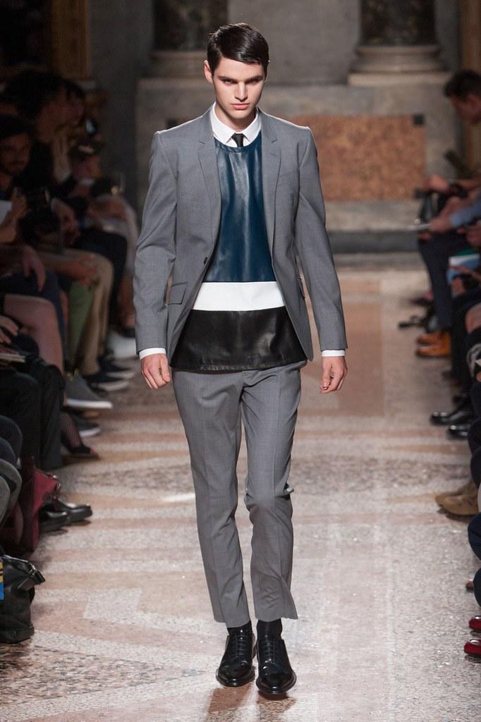 SS14 Milan Les Hommes001_Ben Lark(fashionising.com)