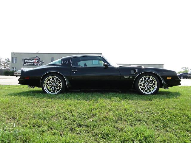 Restore A Muscle Car >> 77 Platinum Bandit Trans Am | Flickr - Photo Sharing!