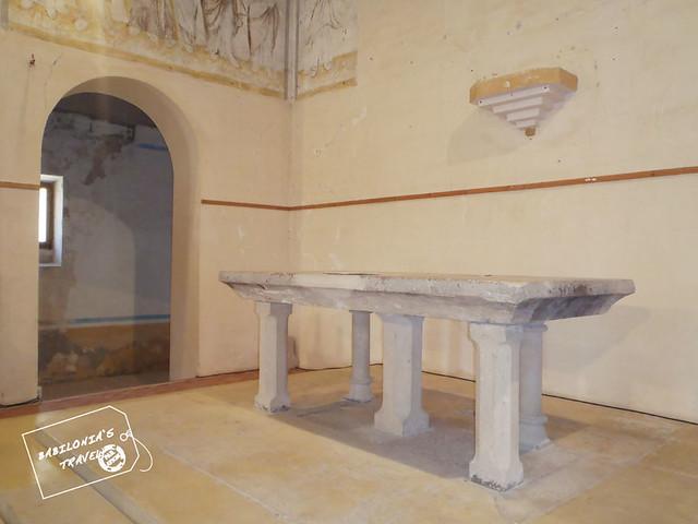Altar templario