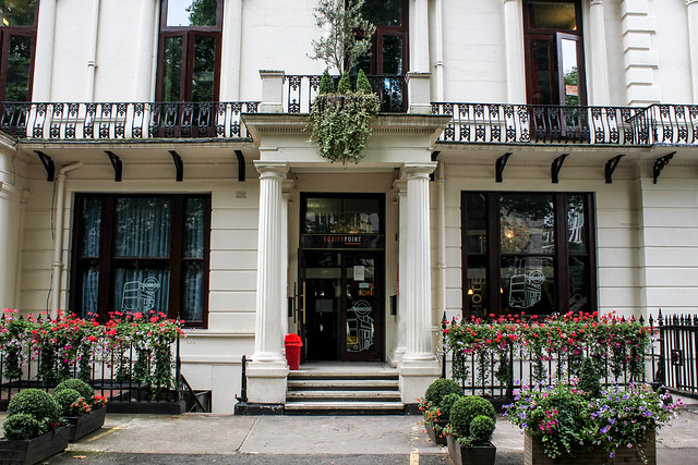 Hostal Equity Point Paddington de Londres