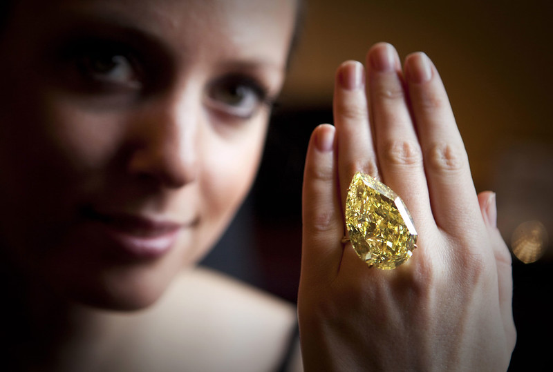 Switzerland Yellow Diamond