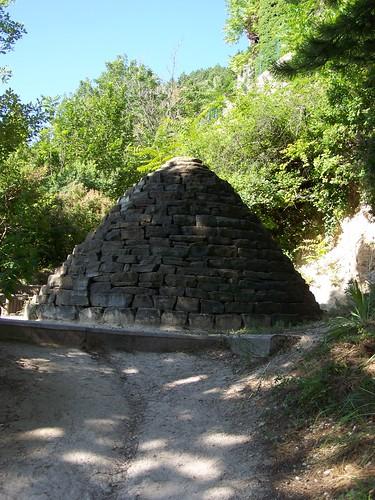 Sentier des cairns