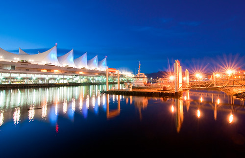 Port of Vancouver by petetaylor