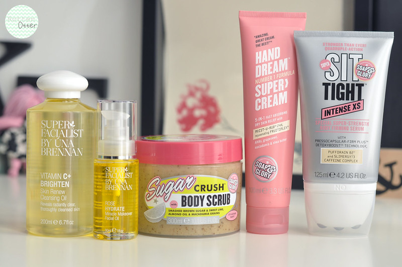 boots-haul-shopping-skin-care-body-hand-cream-rottenotter-rotten-otter-blog