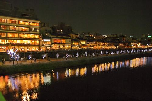 【写真】行事 : 鴨川・京の七夕