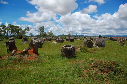Plain of Jars, Phonsavan Laos