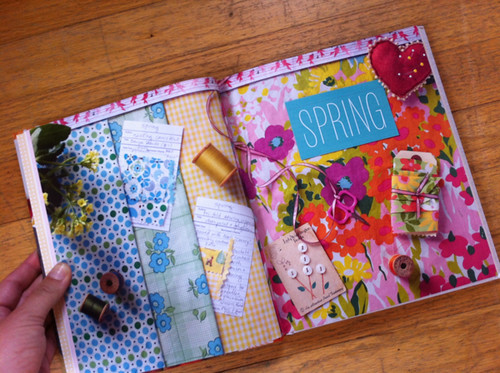 Spring chapter opener from Sewing For All Seasons