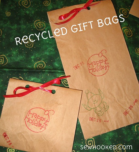 Recyled Paper Bag