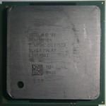 11 Intel Pentium 4 2.667 GHz SL6QA 2001