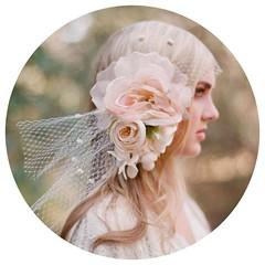 Bridal Bandeau Veil
