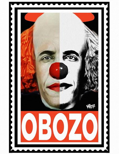 OBOZO by WilliamBanzai7/Colonel Flick