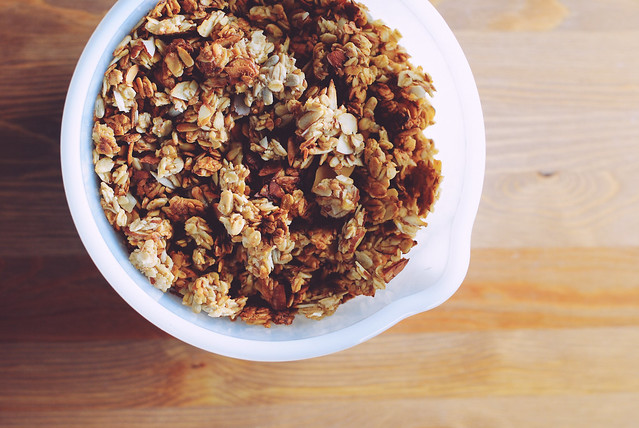 green kitchen stories banana granola this has moved to www tartletsweets calming 6939