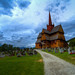 Stave Church I by colin|whittaker