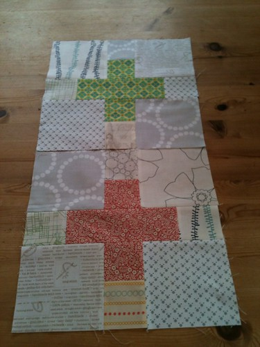 Mo Stash block for Gina #happygolizzie