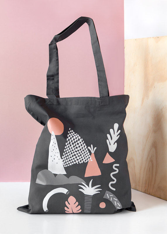 NEW Tote bag - Acapulco -