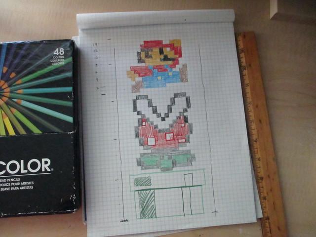 Mario chart