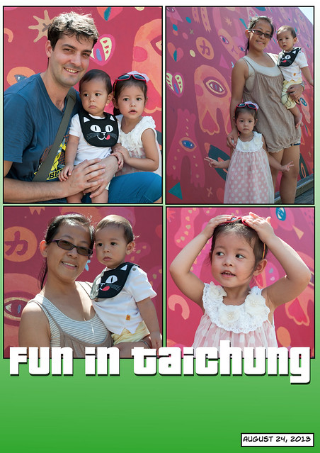Fun in Taichung