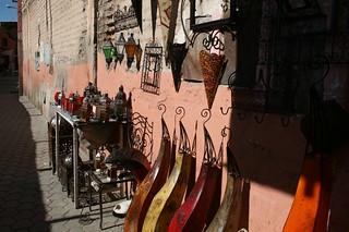 Marrakech, Maroc 2008  - Photo jmdigne