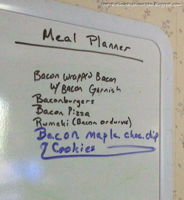 "My Host's ""Meal Planner"""