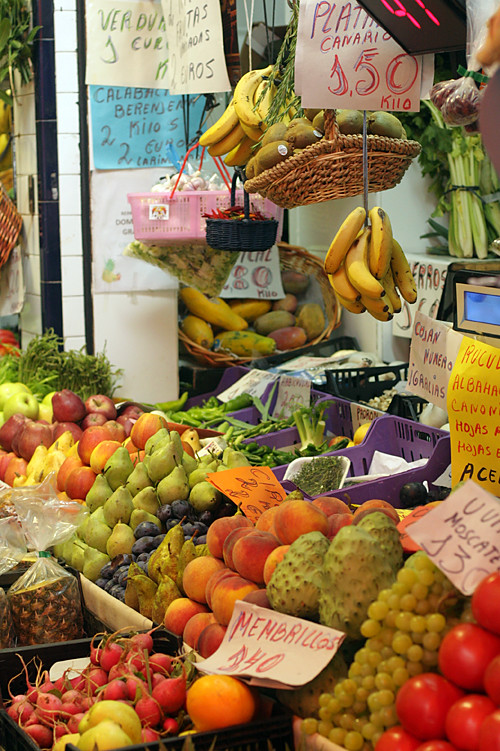 Seville market
