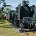 Retired steam train - Wycheproof