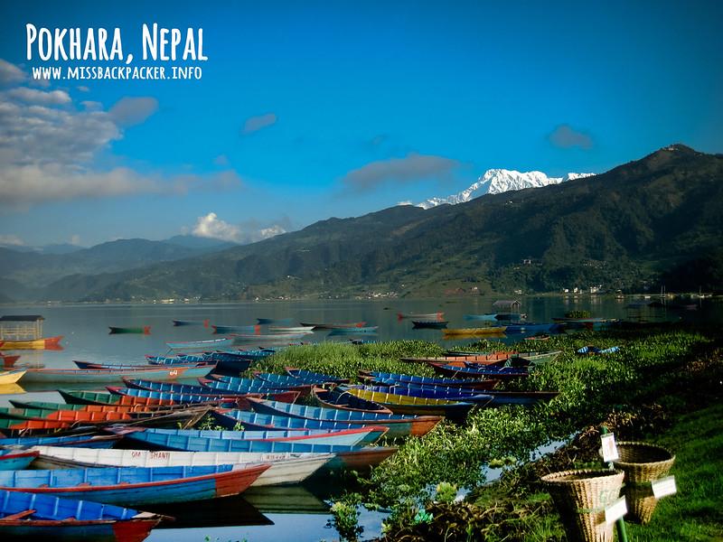 Pokhara, Nepal