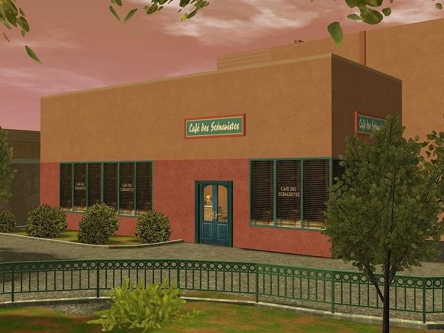Miramar Studios Europe - Café des Scénaristes
