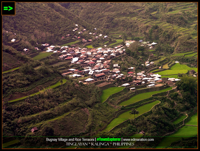 Bugnay Village and Rice Terraces