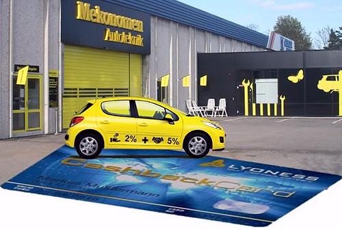 Få rabat hos Mekonomen Autoteknik - ES Motor med dit Lyoness-kort