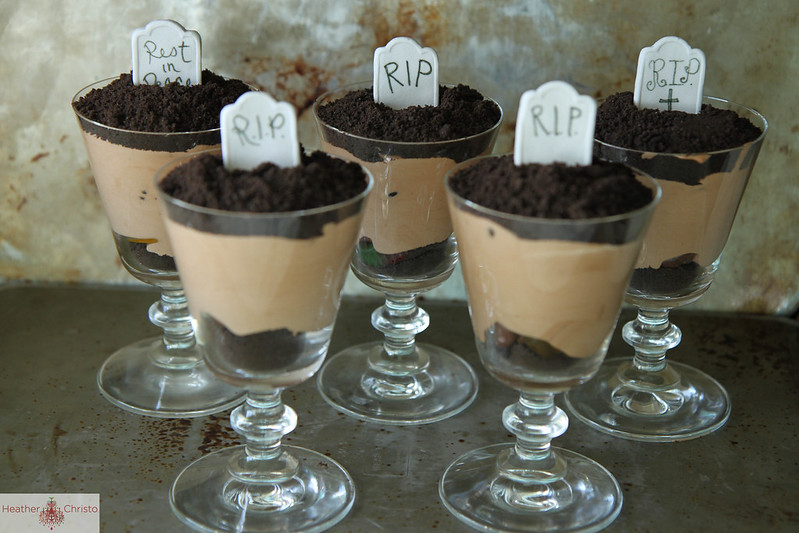 Halloween Dirt Cake Heather Christo