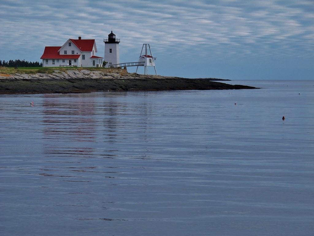 Dogfish Head Island Maine