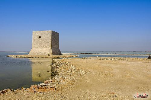 Torre Tamariz (Santa Pola)