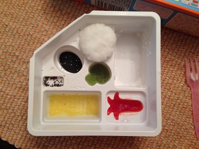 Popin' Cookin' Bento Box Prep