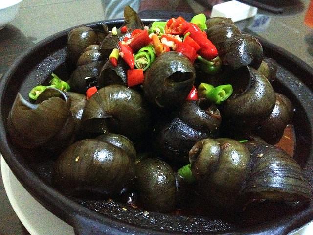 Snail Casserole
