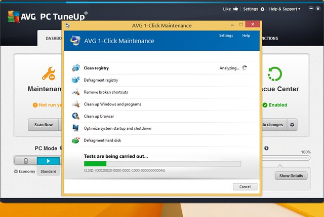 AVG PC Tuneup 2014 14.0.1001.244 Beta 破解补丁