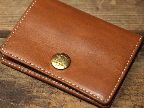 RRL / Leather Coin Pouch