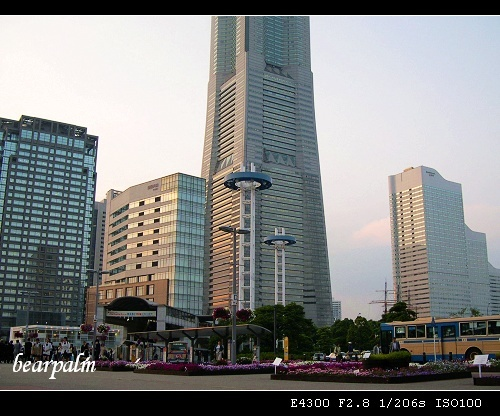 【東京橫濱Day5-3】橫濱:港未來21