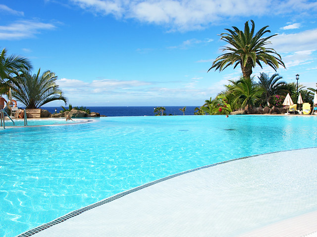 Pool, Roque Nivaria, Playa Paraiso, Tenerife