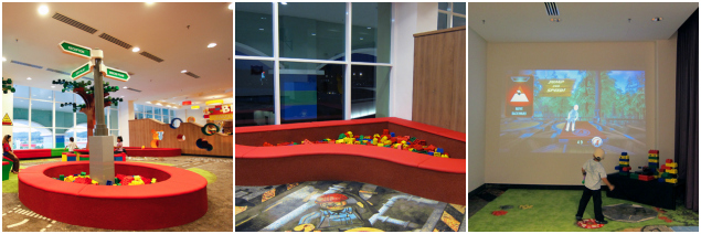 Children's Play Area All
