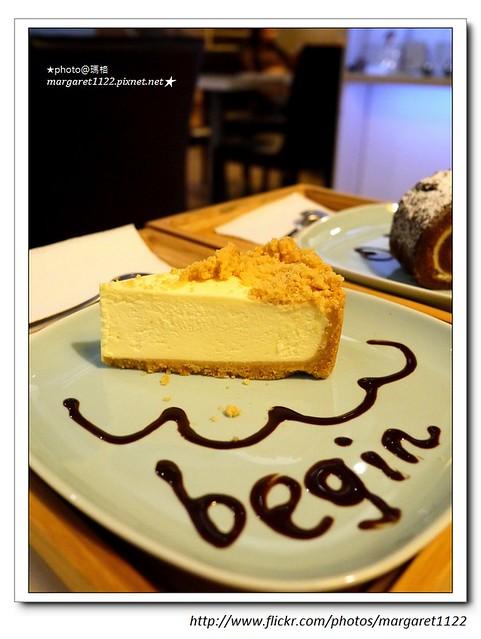 【台北特色咖啡】Begin & Co.,起初文創咖啡輕食館
