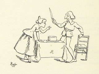 Image taken from page 300 of 'The Bab Ballads, with which are included Songs of a Savoyard ... With 350 illustrations by the author'