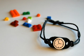 black playday bracelet as watch